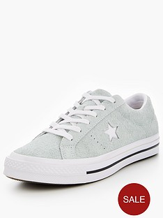 Converse One Star Ox - Mint Green 7e2e7c63fd