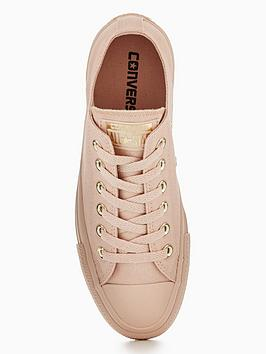 Discount Lowest Price Cheap Price In China Star All Glam Color Canvas Ox Chuck Taylor Mono Converse Wide Range Of Cheap Price B9maO