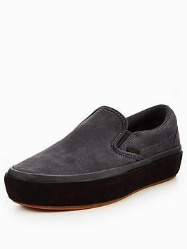 vans-ua-classic-slip-on-platform-greyblacknbsp