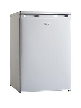 swan-sr70200wnbsp55cmnbspwide-under-counter-larder-fridge-white