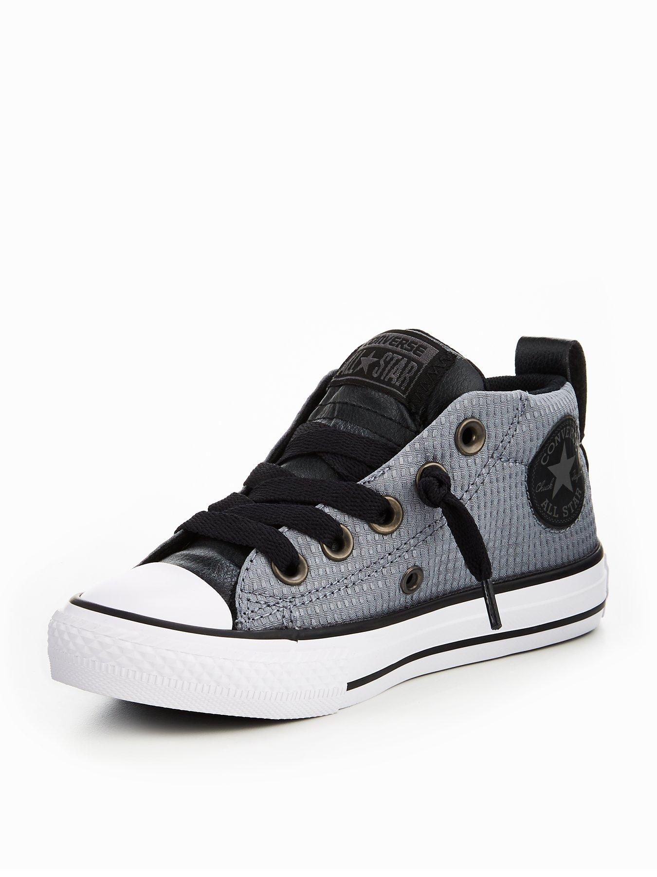 Converse Converse Chuck Taylor All Star Street Back Pack Textile Mid  Childrens Trainer