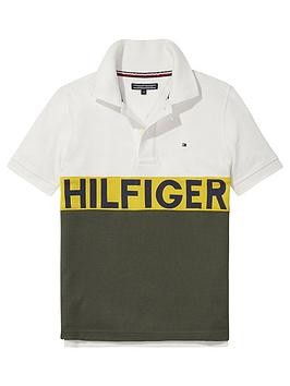 tommy-hilfiger-boys-stripe-block-short-sleeve-polo