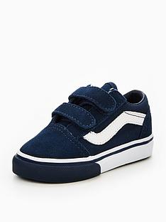 vans-vans-td-old-skool-v-mono-bumper-infant-trainer