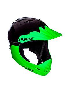 awe-bmx-full-face-helmet-black-green-medium-58-62cm