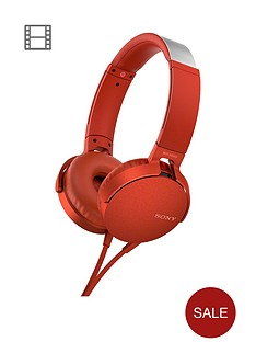 sony-mdr-xb550ap-extrabass-headphones-red