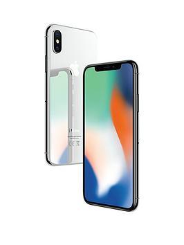 apple-iphonenbspx-64gb--nbspsilver