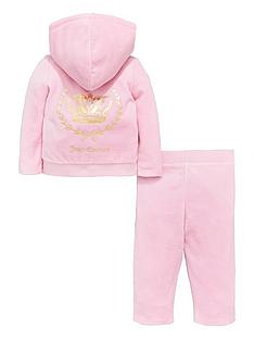 juicy-couture-baby-girls-velour-crown-classic-track-set