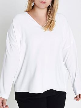 Up Ivory Plus Top RI Back Lace Supply Cheap Online ke4rbzFg