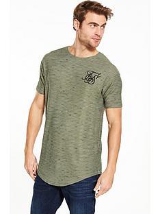 sik-silk-waffle-curved-hem-t-shirt