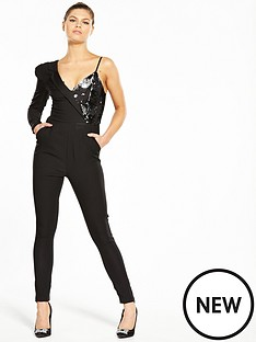 v-by-very-unique-asymmetric-sequin-detail-jumpsuit