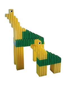 game-movil-gaint-blocks-giraffes-192-pieces