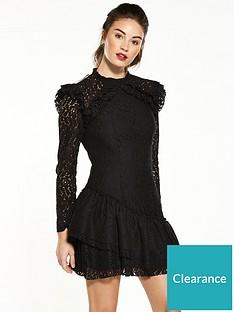 v-by-very-asymmetricnbspfrill-lace-dress