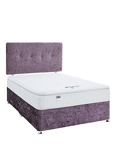 luxe-collection-by-silentnight-francesca-1000-pillowtopnbspdouble-divan-bed-with-storage-options-includes-headboard