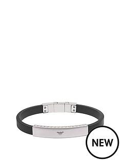 emporio-armani-emporio-armani-black-leather-stainless-steel-logo-bar-mens-bracelet