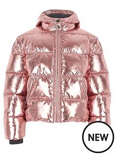 river-island-girls-pink-metallic-hooded-padded-jacket