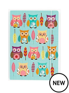 go-stationery-owl-a5-notebook