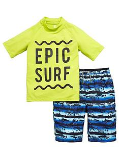 v-by-very-rashvest-amp-shark-print-board-short-set