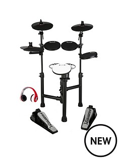 carlsbro-csd130s-electronic-drum-kit