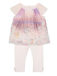 baker-by-ted-baker-baby-girls039-light-pink-woodland-print-tulle-top-and-leggings-outfit