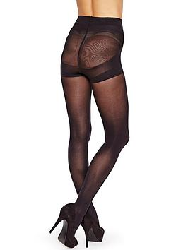 charnos-killer-figure-70d-opaque-control-tights-2-pack