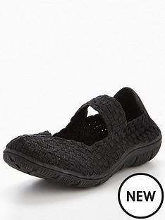 adesso-lottie-stretch-elastic-mary-jane-shoe-black