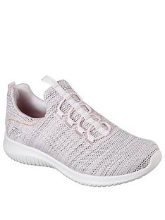 skechers-ultra-flex-capsule-slip-on-trainer-pinknbsp