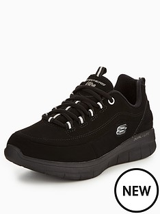 skechers-synergy-20-side-step-wide-fit-lace-up-trainer
