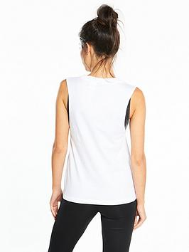 Buy Cheap Buy Free Shipping For Sale Sleeveless  Tee adidas Essentials nbsp White Cheap Visit New For Sale Footlocker 2018 New Sale Online y8z1m