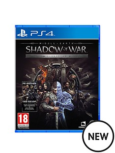 playstation-4-middle-earth-shadow-of-war-silver-edition-ps4