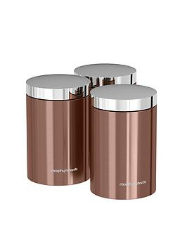 morphy-richards-accents-set-of-3-storage-canisters-ndash-copper