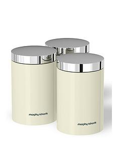 morphy-richards-accents-set-of-3-storage-canisters-ndash-ivory