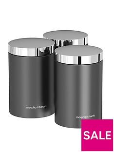 morphy-richards-accents-set-of-3-storage-canisters-ndash-titanium