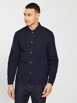 Shirt Delamere Farah Sleeve Long Cheap With Mastercard NF59drh