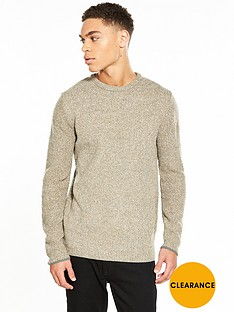 river-island-snape-textured-crew-neck-jumper