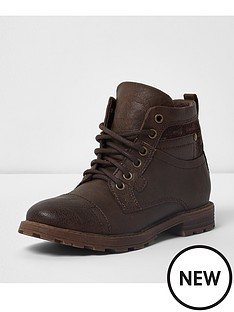 river-island-utility-boot