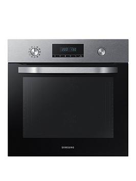samsung-nv70k3370bseu-60cm-single-electric-oven-with-dual-fannbsp--stainless-steel