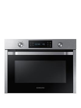 samsung-nq50k3130bseu-50-litre-built-in-solo-microwave-with-self-steam-cleannbsp--stainless-steel