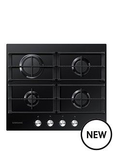 samsung-na64h3000akeu-60cmnbspgas-hob-with-powerful-heat-blacknbsp