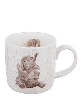 royal-worcester-wrendale-role-model-mug