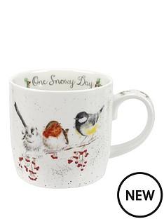 royal-worcester-wrendale-one-snowy-day-mug