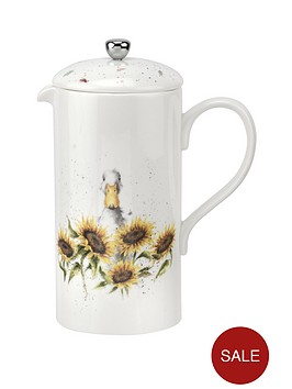royal-worcester-wrendale-cafetiere
