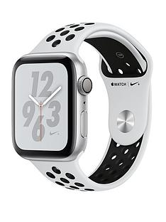 apple-watch-nike-series-4-gps-44mm-silver-aluminium-case-with-pure-platinumblack-nike-sport-band