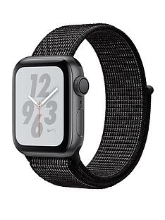 apple-watch-nike-series-4-gps-40mm-space-grey-aluminium-case-with-black-nike-sport-loop