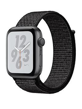 apple-watch-nike-series-4-gps-44mm-space-grey-aluminium-case-with-black-nike-sport-loop