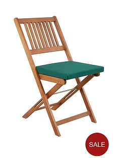 pack-of-2-garden-chair-seat-pads--nbspgreen