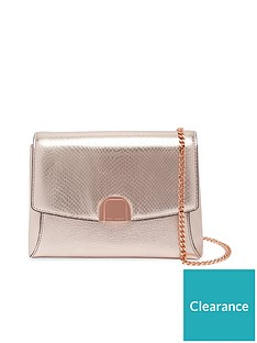 67fe2679fe83f Ted Baker Exotic Circle Lock Crossbody