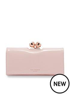 ted-baker-rose-quartz-bobble-matinee-purse