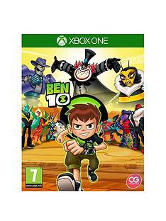 xbox-one-ben-10