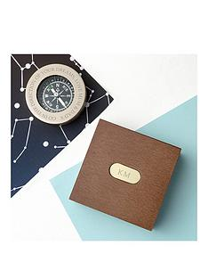 treat-republic-personalised-travellers-brass-compass-in-monogrammed-box