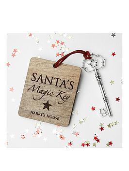 personalised-santas-magic-key